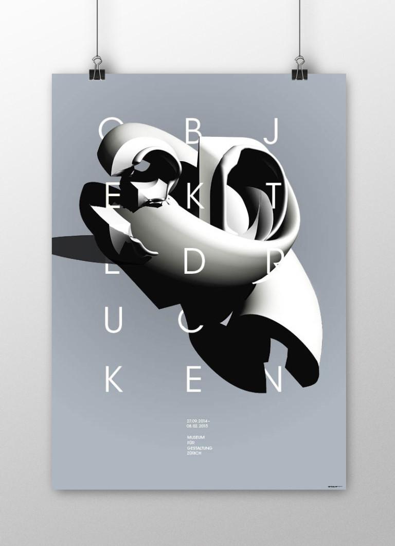 visual communication alessia pennetta 3D objekte drucken – poster design, invitation card, trailer