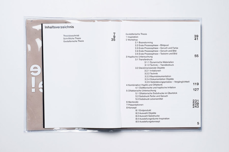 visual communication alessia pennetta bachelor thesis – dokumentation – please sense!