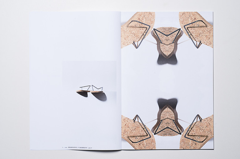 visual communication alessia pennetta editorial design