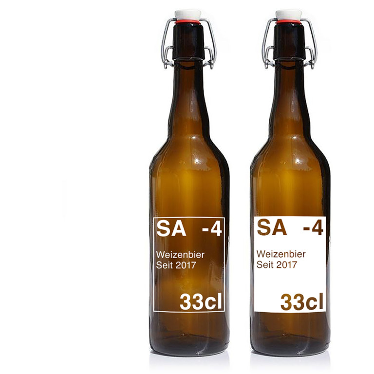 visual communication alessia pennetta sa-4 weizenbier – packaging design