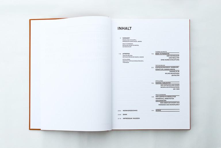 visual communication alessia pennetta aargauer kunsthaus – book design
